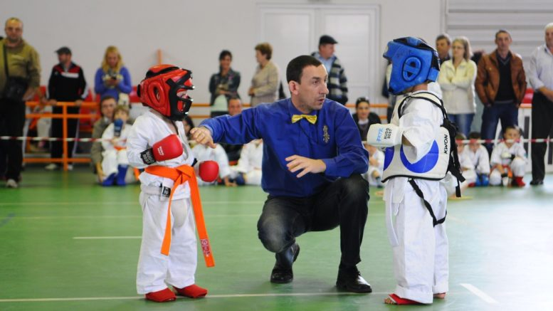 Self-Defence for Kids to Stop Bullying